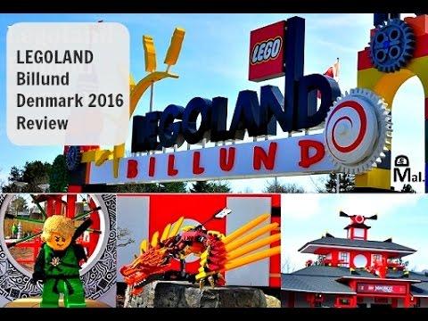 Legoland Billund Denmark Review 2016