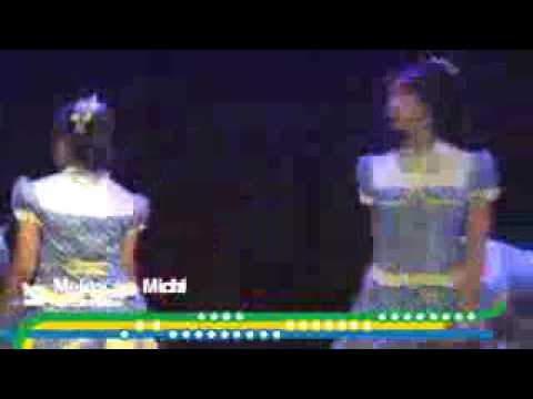 JKT48_KIII_TERBARU_THEATER_-_Melos No Michi(Jalan Melos)