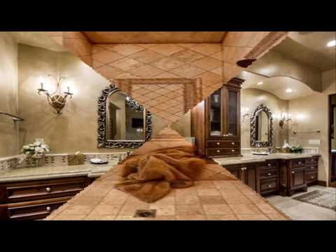 Tuscan Style Bathroom Designs
