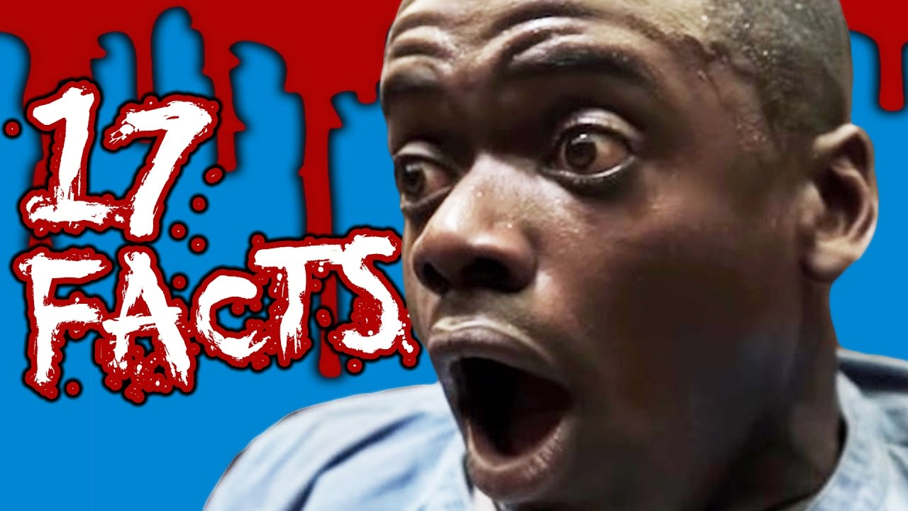 17 GET OUT Movie Facts That You Don't Know! - YouTube