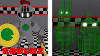 Becoming The NEW Gallant Gaming Animatronic and NEW badge in Roblox Old Sports Family Diner Roleplay