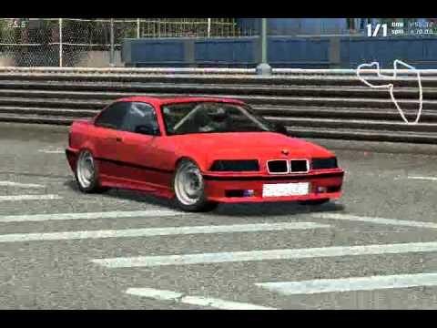 Lfs Z28 Bmw E36 Drift Youtube