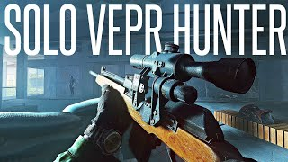 OVERPOWERING SQUADS WITH THE VEPR HUNTER - Escape From Tarkov Gameplay