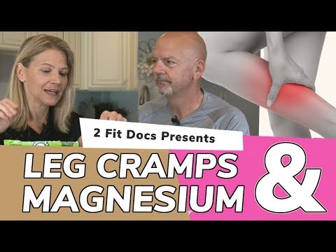 For Keto Leg Cramps, Get Magnesium: Here's 3 Ways