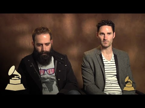 Capital Cities - Best And Worst Aspects Of Touring | GRAMMYs