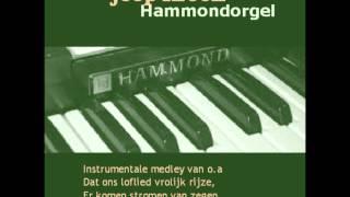 medley door Joop Kroon op het Hammondorgel