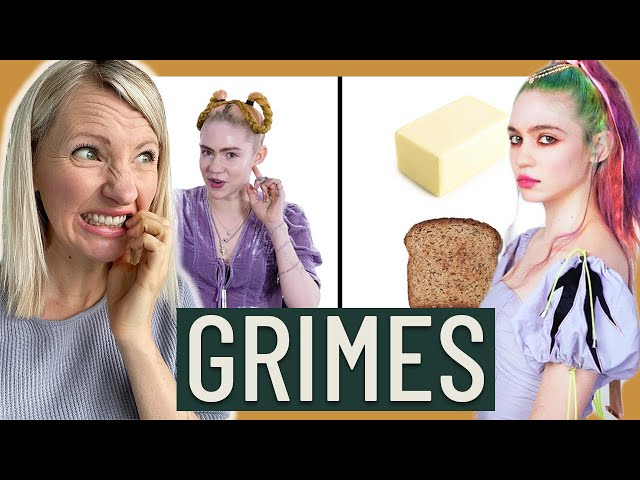 Dietitian Reacts to GRIMES What I Eat In A Day (some VERY interesting pregnancy cravings)