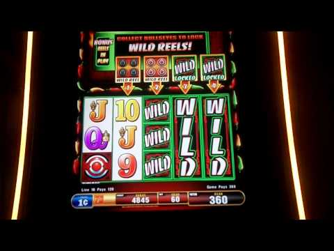 Bally Technologies - Hot Hot Habanero Slot Bonus