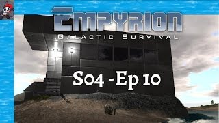 Empyrion | Season 4 - Ep 10 | Alien Factory Raid in Empyrion (Build 3.6.1)