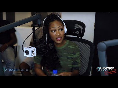 Meagan Good talks Career, Marriage and Faith on Hollywood Unlocked UNCENSORED  Only