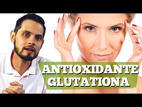 Conheça o Antioxidante Mestre, a Glutationa
