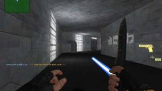 Repeat youtube video How to get the lightsaber from ze death star escape