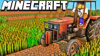 Minecraft Mods: Agricultura (Tratores, Implementos) - Extended Farming Mod