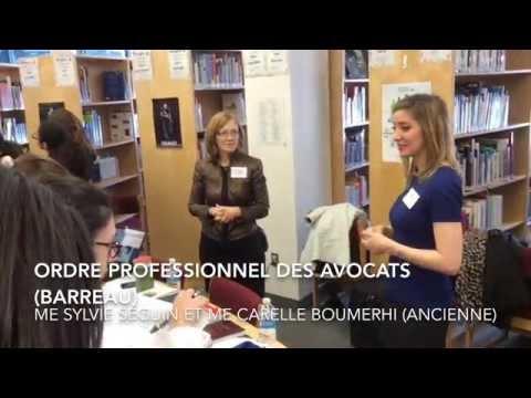 Salon des carrières ÉMCS 2015