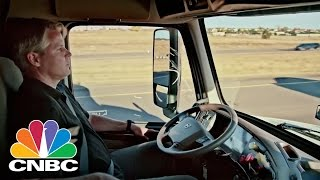 Budweiser Makes Shipment With Self-Driving Truck | CNBC
