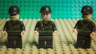 Три набора Brick - Combat Zones военные конструкторы