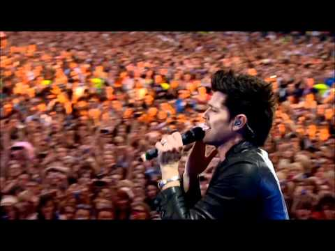 The Script - You won't Feel A Thing (Live at Aviva Stadium) HD