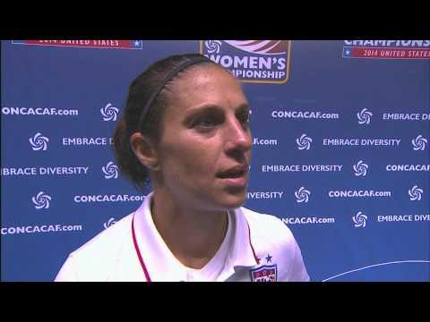 Interview Match USA vs Guatemala