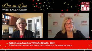 Robin Shapiro, TBWA\Worldhealth – 2020 PharmaVOICE 100 Celebration