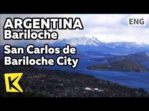 【K】Argentina Travel-Bariloche[아르헨티나 여행-바릴로체]남미의 스위스 바릴로체/Tour/Resort/City