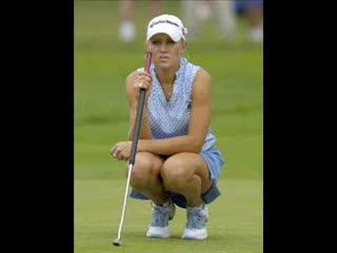 Natalie Gulbis  They don't know about John