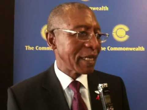 Commonwealth Observer Mission to observe Ghana Elections.MOV