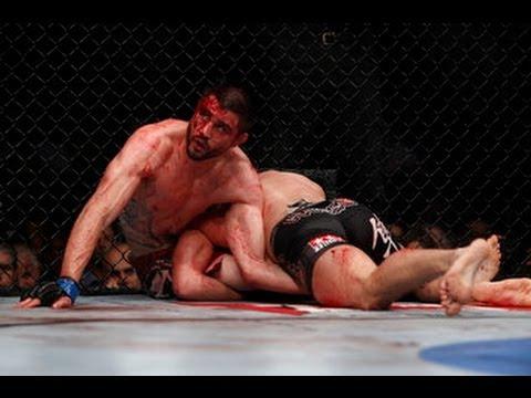 Belcher Breakdown: UFC 154 GSP Georges St. Pierre VS Carlos Condit