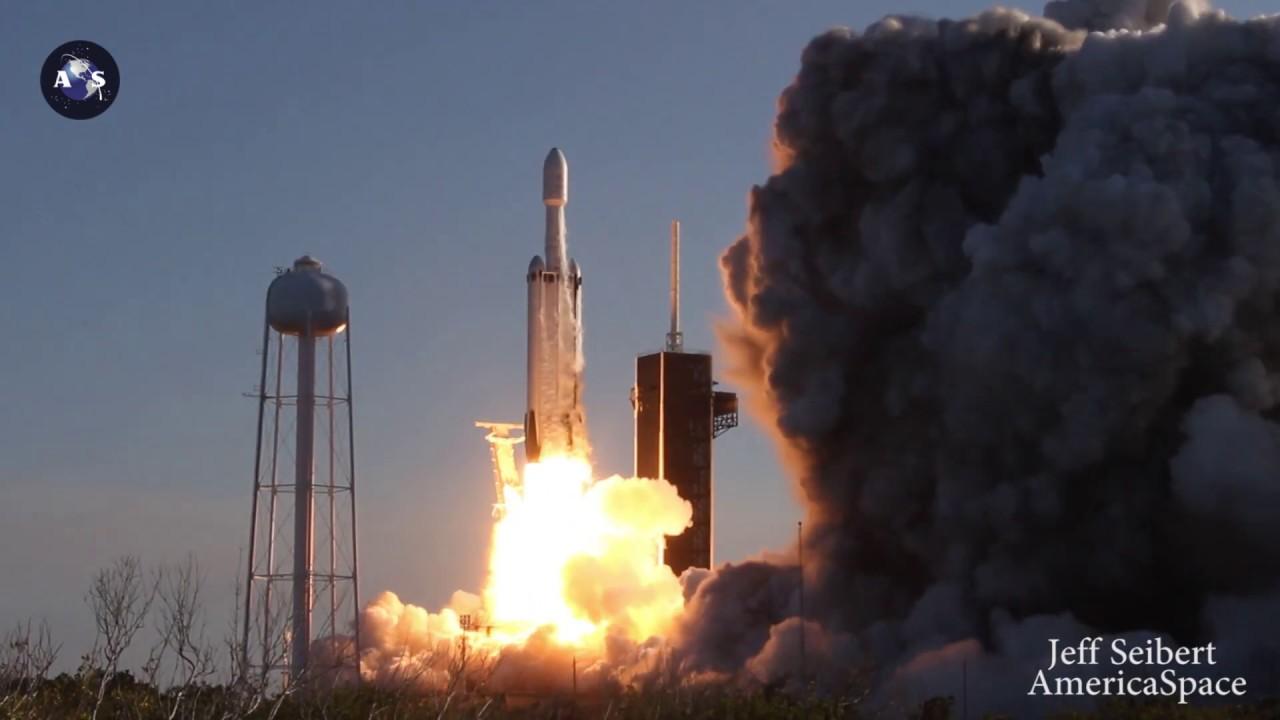 Falcon Heavy Goes Operational