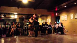 Angela Avila and Marlon Ruckle Milonga.MOV