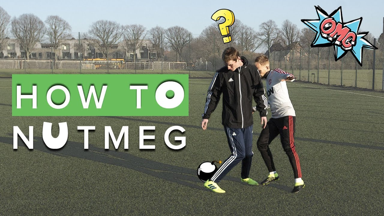 Download HOW TO NUTMEG   Learn these important football skills