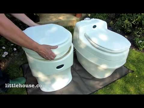 Separett Vs Natures Head Composting Toilet
