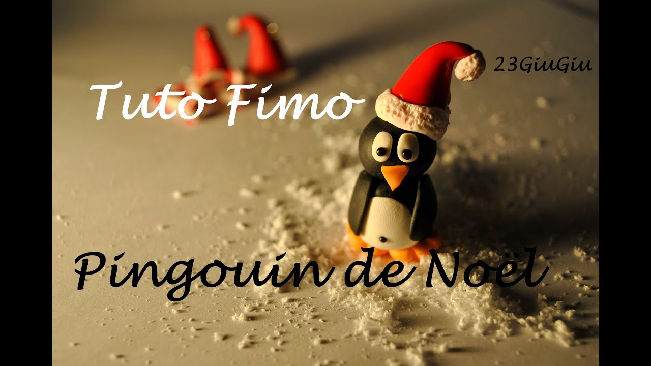 #CB8400 Tuto Fimo Noël: Le Pingouin !   5849 tuto decoration de table noel 3000x2008 px @ aertt.com