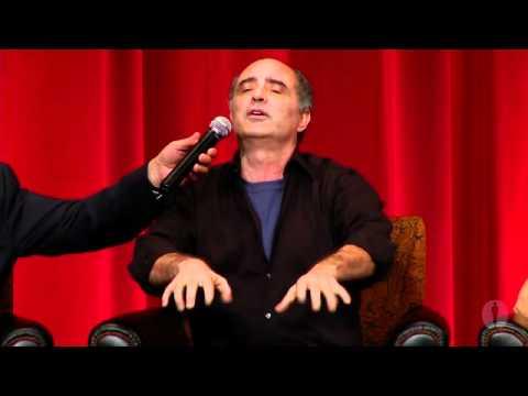 "Philippe Bergeron on Animating ""Tony de Peltrie"""