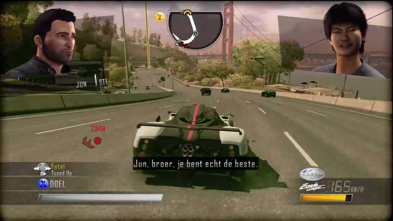Driver San Francisco Pagani Zonda Cinque Gameplay Fastest Car Xbox 360 Ps3 Pc Hd Youtube