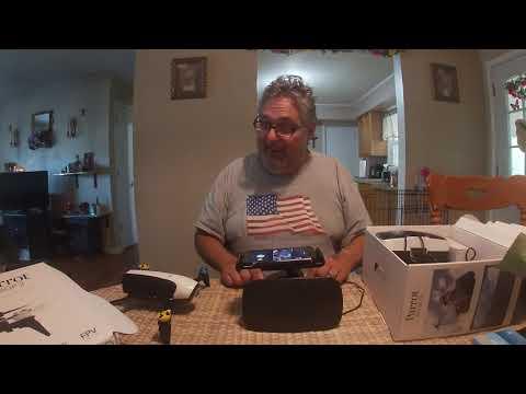 Drone review Parrot Bebop 2. Video#2
