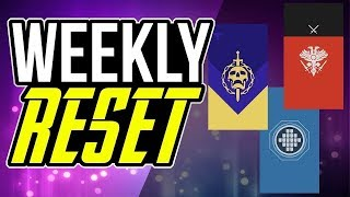 Destiny 2 Weekly Reset 11/21/17 Iron Banner MILESTONES, NIGHTFALL The Arms Dealer, Raid Challenge thumbnail