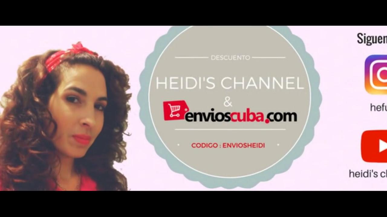Tienda online envios a Cuba/Compra y productos recibidos + Coupon de  descuento