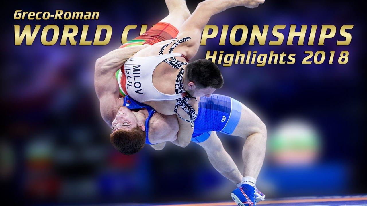 World championships highlights 2018 | WRESTLING
