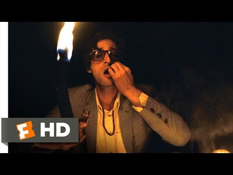 The Darjeeling Limited (4/5) Movie CLIP - Let's Get High (2007) HD