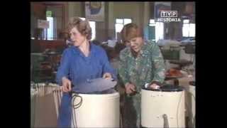 PRL 1984 Wzorzec gospodarki za komuny. Marnotrawstwo. Budowa wyciągu