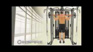 Calf Raise - Inspire Fitness SCS Smith Cage System(, 2012-05-07T12:27:18.000Z)