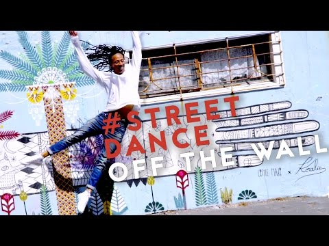 OFF THE WALL - STREET DANCING IN SOUTH AFRICA