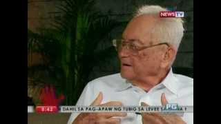 Bawal ang Pasaway: Mareng Winnie interviews 5th richest Pinoy, billionaire David Consunji