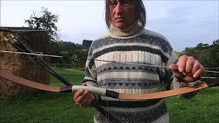 Testování  Luku Mongolského typu Českého výrobce