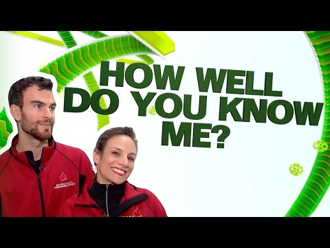 Eric Radford & Meagan Duhamel: How Well Do You Know Me???