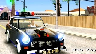 Trabant 601 Deluxe   Pack Teil 2 - GTA MOD _REVIEW