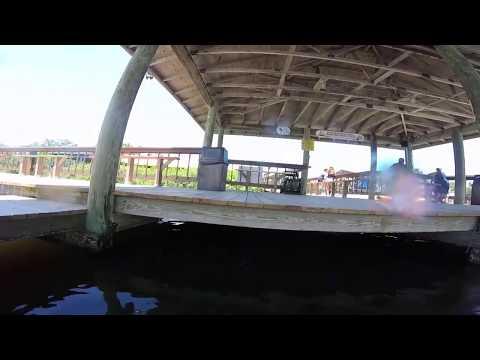 Florida Boating Timelapse Titusville Marina To Jb Fish Camp New Smyrna