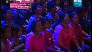 Khmer Star Show Not Laughing 11 Jan 2014 Part 3