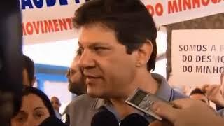 Delação de Palocci no Jornal Nacional 2018