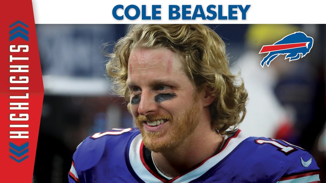 Cole Beasley S 2019 Buffalo Bills Season Highlights Youtube